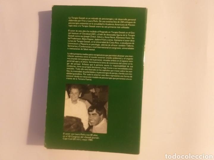 Libros de segunda mano: Psicología . Terapia Gestalt enfoque centrado en el aquí y él ahora . Celedonio Castanedo - Foto 3 - 160879481