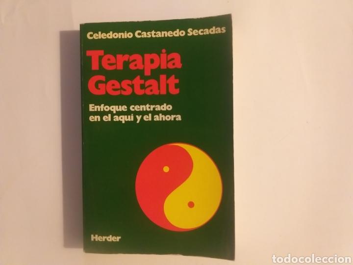 Libros de segunda mano: Psicología . Terapia Gestalt enfoque centrado en el aquí y él ahora . Celedonio Castanedo - Foto 6 - 160879481