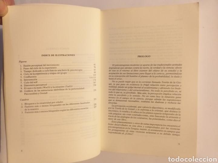 Libros de segunda mano: Psicología . Terapia Gestalt enfoque centrado en el aquí y él ahora . Celedonio Castanedo - Foto 10 - 160879481
