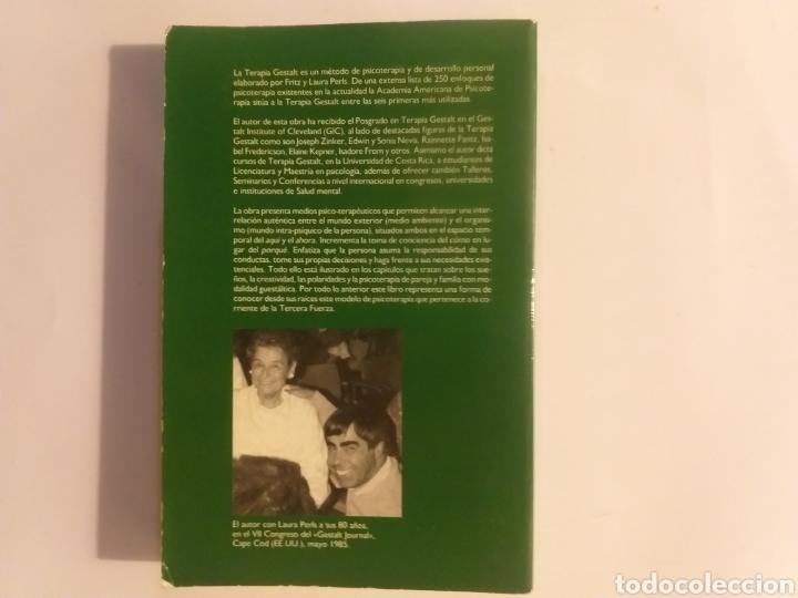 Libros de segunda mano: Psicología . Terapia Gestalt enfoque centrado en el aquí y él ahora . Celedonio Castanedo - Foto 12 - 160879481