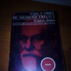 Libros de segunda mano: VIDA Y OBRA DE SIGMUND FREUD 2. ERNEST JONES. EST17B6. Lote 161394658