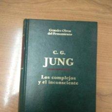 Libros de segunda mano: LOS COMPLEJOS Y EL INCONSCIENTE - JUNG, CARL G.. Lote 161955986