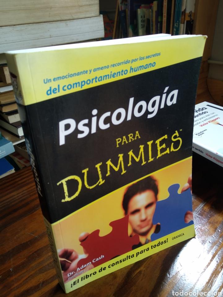 PSICOLOGÍA PARA DUMMIES. (Libros de Segunda Mano - Pensamiento - Psicología)
