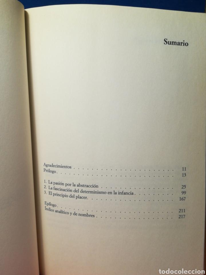 Libros de segunda mano: Tres ideas seductoras: la abstracción, el determinismo en la infancia y el principio del placer - Foto 5 - 162906346