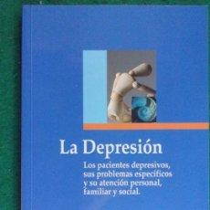 Libros de segunda mano: LA DEPRESIÓN / ANTONIO SEVA DÍAZ / 2001. CAI. Lote 163008906