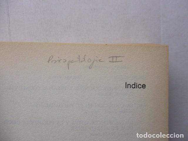 Libros de segunda mano: COGNICION Y PSICOTERAPIA. MAHONEY Michael J y FREEMAN Arthur. 1988. 1ª ed. Ediciones Paidós - Foto 11 - 163532914