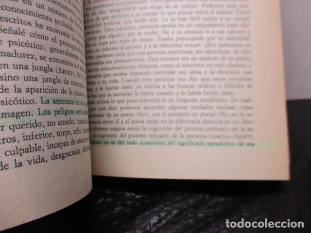 Libros de segunda mano: COGNICION Y PSICOTERAPIA. MAHONEY Michael J y FREEMAN Arthur. 1988. 1ª ed. Ediciones Paidós - Foto 17 - 163532914