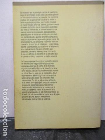 Libros de segunda mano: COGNICION Y PSICOTERAPIA. MAHONEY Michael J y FREEMAN Arthur. 1988. 1ª ed. Ediciones Paidós - Foto 22 - 163532914