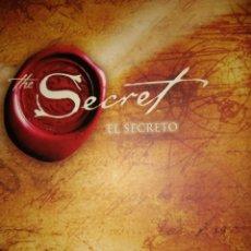 Libros de segunda mano: THE SECRET. EL SECRETO. RHONDA BYRNE. CIRCULO DE LECTORES. AÑO 2007. CARTONÉ CON SOBRECUBIERTA. PÁGI. Lote 164714353