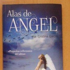 Libros de segunda mano: ALAS DE ÁNGEL / MAR CRISTINA GARCÍA / 2016. FANES. Lote 165445738