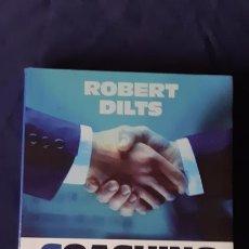 Libros de segunda mano: COACHING - ROBERT DILTS - EDICIONES URANO 2004. Lote 165988424