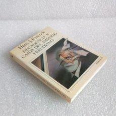 Libros de segunda mano: HANS J.EYSENCK. DECADENCIA Y CAIDA DEL IMPERIO FREUDIANO. 1988. ILUSTRADO.. Lote 166126714