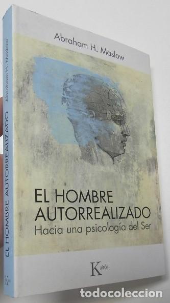 EL HOMBRE AUTORREALIZADO - ABRAHAM H. MASLOW (Libros de Segunda Mano - Pensamiento - Psicología)