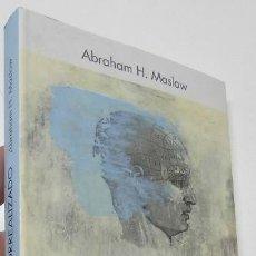 Libros de segunda mano: EL HOMBRE AUTORREALIZADO - ABRAHAM H. MASLOW. Lote 167959572