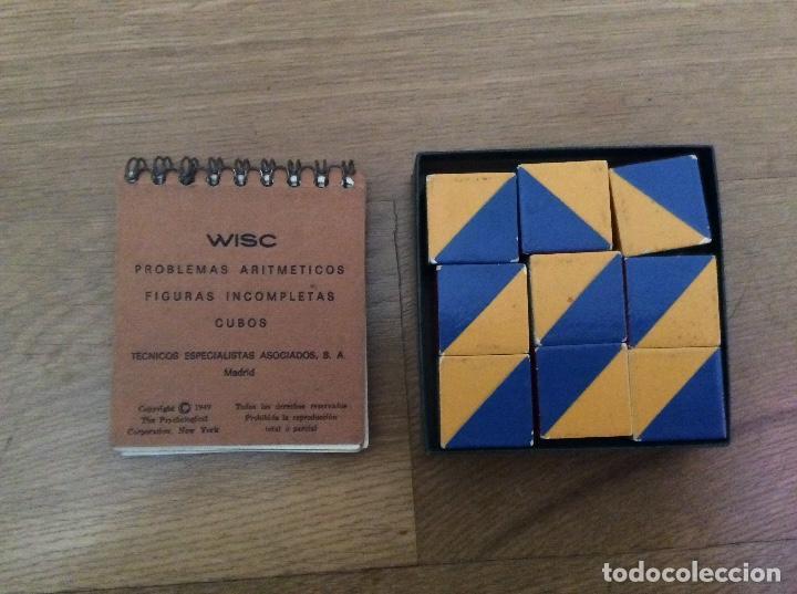 Libros de segunda mano: WAIS WISC Técnicos especialistas asociados Lote Lo que se ve Leer descripción - Foto 5 - 167972920