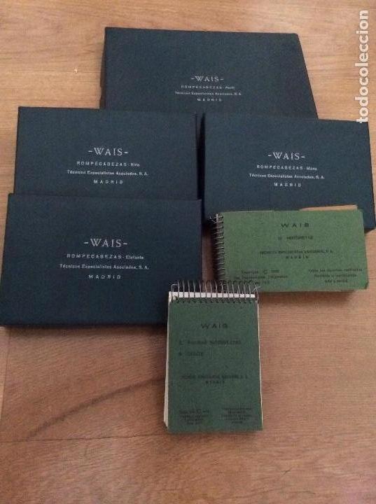 Libros de segunda mano: WAIS WISC Técnicos especialistas asociados Lote Lo que se ve Leer descripción - Foto 6 - 167972920
