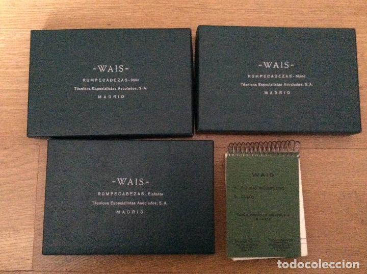 Libros de segunda mano: WAIS WISC Técnicos especialistas asociados Lote Lo que se ve Leer descripción - Foto 8 - 167972920
