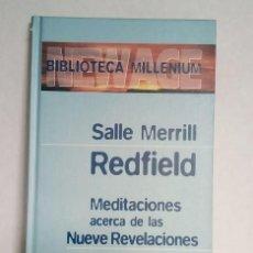 Libros de segunda mano: LIBRO: MEDITACIONES ACERCA DE LAS NUEVE REVELACIONES. Lote 168006732