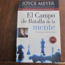 Libros de segunda mano: EL CAMPO DE BATALLA DE LA MENTE. Lote 169296160