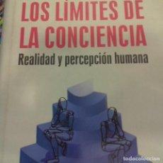 Libros de segunda mano: LOS LÍMITES DE LA CONCIENCIA ERNST POPPEL. Lote 169335828