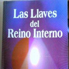 Libros de segunda mano: DR. JORGE ADOURN (MAGO JEFA) - LAS LLAVES DEL REINO INTERNO (O EL CONOCIMIENTO DE SI MISMO). Lote 170962023