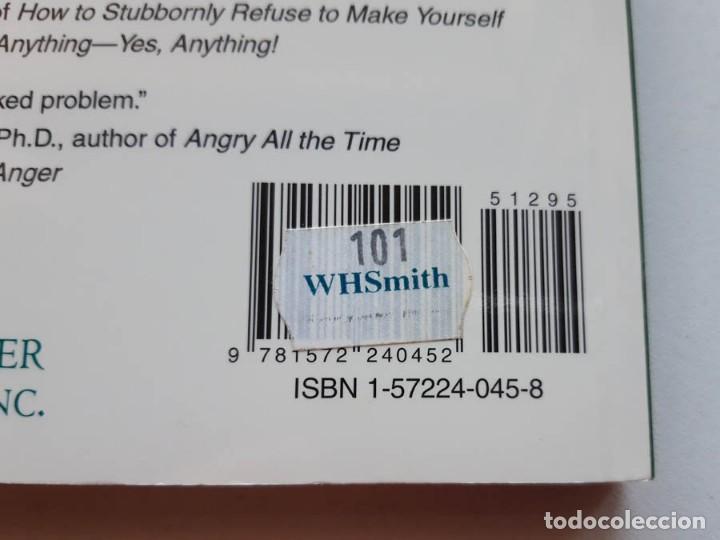 Libros de segunda mano: When Anger Hurts Your Kids, Mtthew McKay - Foto 3 - 171612273