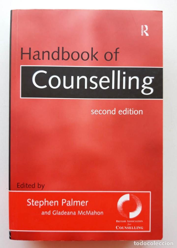 HANDBOOK OF COUNSELLING, STEPHEN PALMER (Libros de Segunda Mano - Pensamiento - Psicología)