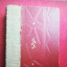 Libros de segunda mano: SIGMUND FREUD OBRAS COMPLETAS VOLUMEN II BIBLIOTECA NUEVA 1948 EN PAPEL BIBLIA. Lote 171967564