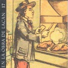Libros de segunda mano: REFERENCIAS EN LA OBRA DE LACAN Nº 17 (1996). Lote 173074790