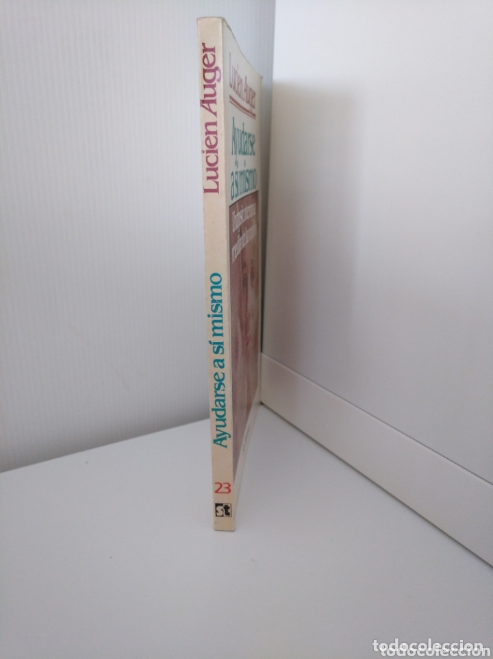 Libros de segunda mano: Ayudarse a sí mismo - Lucien Auger - editorial Sal terrae - Foto 2 - 173166253