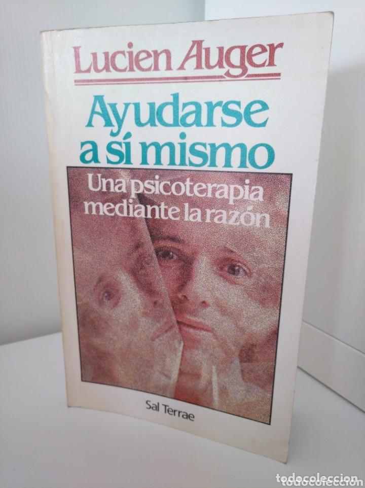 AYUDARSE A SÍ MISMO - LUCIEN AUGER - EDITORIAL SAL TERRAE (Libros de Segunda Mano - Pensamiento - Psicología)