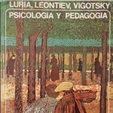 Libros de segunda mano: PSICOLOGÍA Y PEDAGOGÍA. Lote 173224783