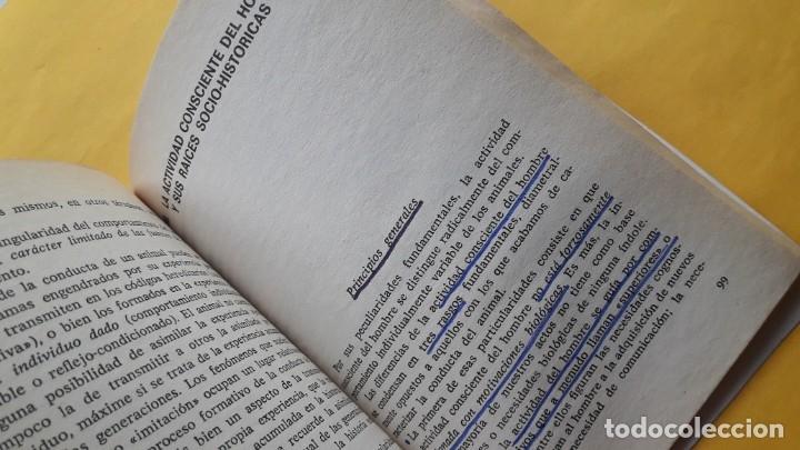 Libros de segunda mano: INTRODUCCIÓN EVOLUCIONISTA A LA PSICOLOGÍA. (A.R. LURIA) - Foto 3 - 173427384