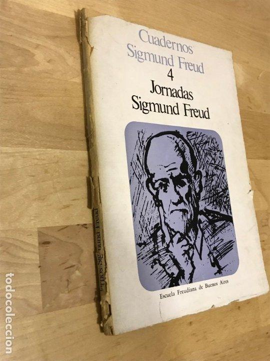 Libros de segunda mano: CUADERNOS SIGMUND FREUD. Nº 4 - Foto 7 - 173640894