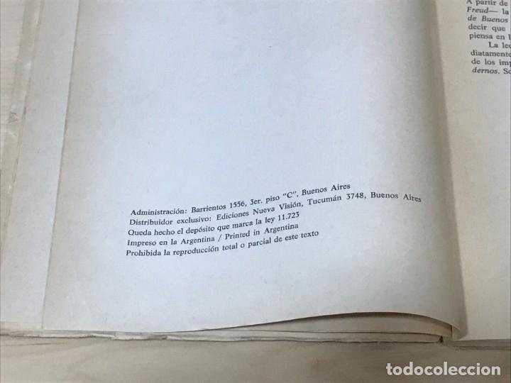 Libros de segunda mano: CUADERNOS SIGMUND FREUD. Nº 4 - Foto 4 - 173640894