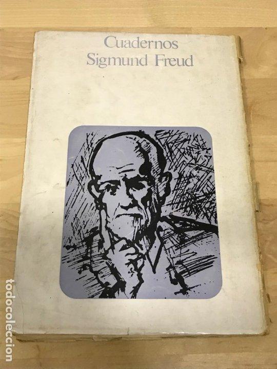 Libros de segunda mano: CUADERNOS SIGMUND FREUD. Nº 4 - Foto 2 - 173640894