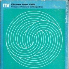 Libros de segunda mano: INTRODUCCIÓN A LAS IDEAS DE BION (NUEVA VISIÓN, 1973). Lote 173661185