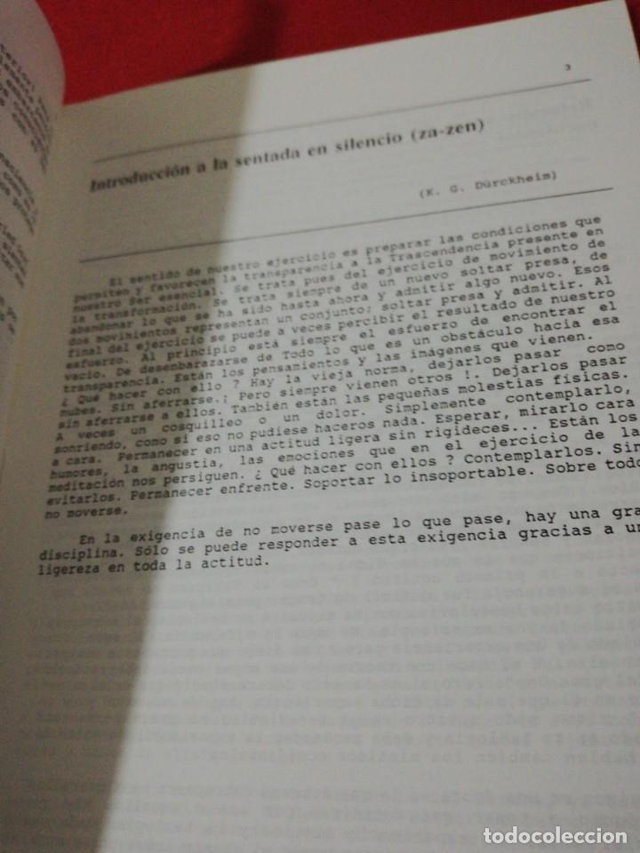 Libros de segunda mano: Karlfried grad durkheim, les cashiers du centre durkheim castellano, n. 0 - Foto 2 - 173682509