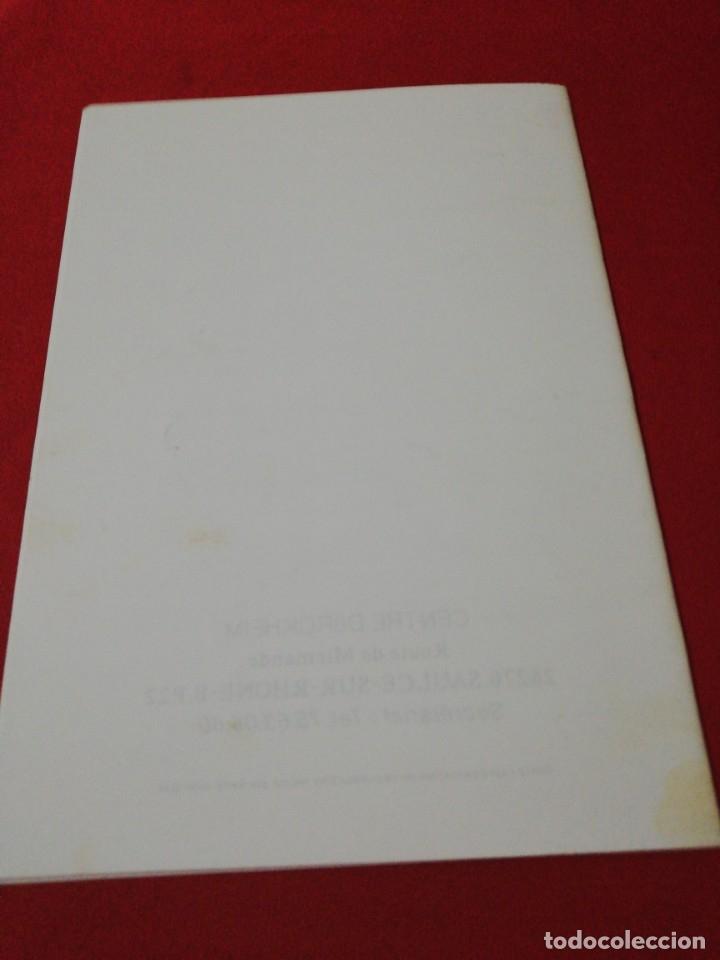 Libros de segunda mano: Karlfried grad durkheim, les cashiers du centre durkheim castellano, n. 0 - Foto 4 - 173682509