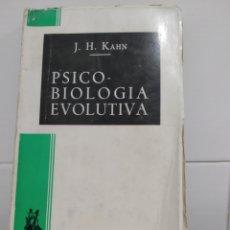 Libros de segunda mano: PSICOLOGIA EVOLUTIVA. Lote 173824964