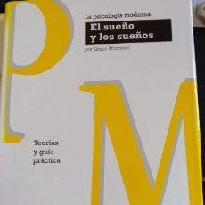 Libros de segunda mano: EL SUEÑO Y LOS SUEÑOS. - MONNERET, SIMON.. Lote 173754234