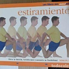Libros de segunda mano: ESTIRAMIENTOS. - FROST, SIMON.. Lote 173767910