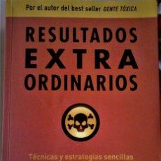 Libros de segunda mano: BERNARDO STAMATEAS - RESULTADOS EXTRAORDINARIOS. Lote 175017398