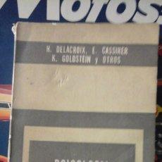 Libros de segunda mano: PSICOLOGÍA DEL LENGUAJE (BUENOS AIRES, 1960). Lote 176203955