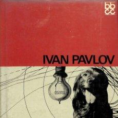 Libros de segunda mano: REFLEXOS CONDICIONATS I INHIBICIONS - IVAN PAVLOV - EDICIONS 62. Lote 176312480