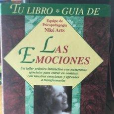 Libros de segunda mano: TU LIBRO GUIA DE LAS EMOCIONES .ROBIN BOOK . Lote 176416710