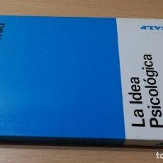 Libros de segunda mano: LA IDEA PSICOLOGICA DEL HOMBRE - VIKTOR E FRANKL - RIALP / GARA 31. Lote 205862247