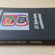 Libros de segunda mano: EL LABERINTO SENTIMENTAL - JOSE ANTONIO MARINA - ANAGRAMA/ TEXTO 37. Lote 176483630