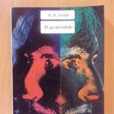 Libros de segunda mano: EL YO DIVIDIDO / R.G. LAING / 1978. EFE. Lote 176846139
