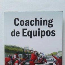 Libros de segunda mano: COACHING DE EQUIPOS. Lote 177622424